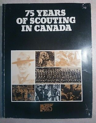 75 Years Of Scouting In Canada - The Spirit Lives On - Paperback Book