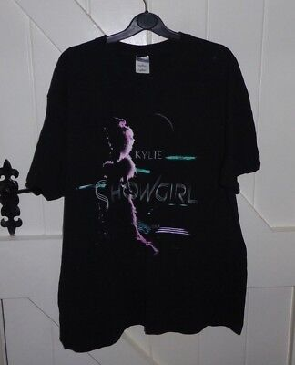 Kylie Minogue Showgirl XL Homecoming Tour 2006/07 T Shirt BNWOT