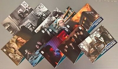 2016 Topps Doctor Who Timeless Memorable Moments 10 Card Insert Set