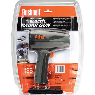 Bushnell Radar Speed Gun - ideal for horses, motorbikes, cars and ball sports