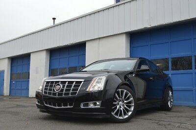 Cadillac CTS Performance Leather Interior Heated Seats Power Monroof Bose Audio Navigation Rear Cam &More