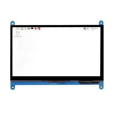 7-inch Capacitive Touch Screen HDMI USB HD 1024x600 LCD Monitor for Raspberry Pi