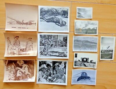 Wwii Photos Dead Japanese Enemy Soldier Air Plane Crash More Saipan Tinian