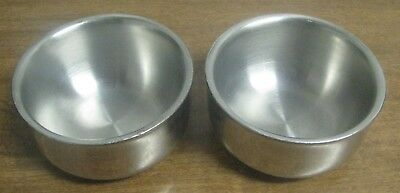 Two (2) Brandware 18/8 Stainless Steel Bowls  Japan