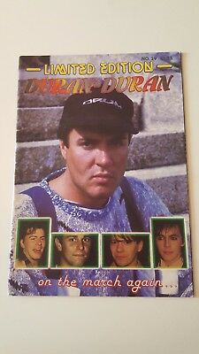 Duran Duran UK Magazine - Limited Edition No29
