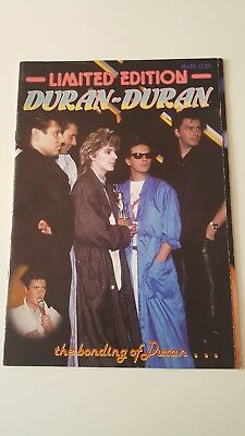 Duran Duran UK Magazine - Limited Edition No25  *RARE*