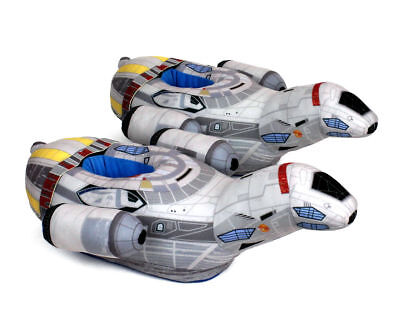 FIREFLY plush SERENITY SLIPPERS New / sealed in original plastic msrp $59.99