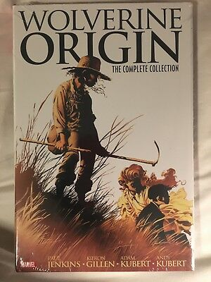 Wolverine Origin: The Complete Collection HARDCOVER HC Marvel Comics NEW! Sealed