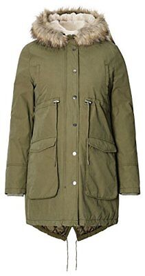 Noppies Jacket Malin, Giacca Donna, Verde (Army), Small
