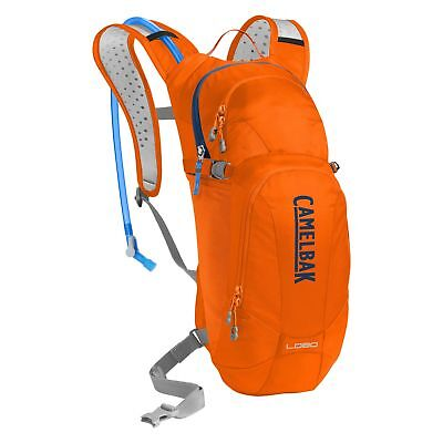 Camelbak Lobo Hydration Pack Laser Orange/Pitch Blue