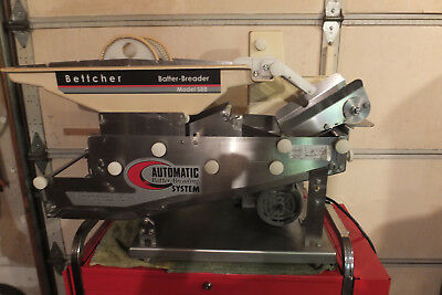 Optimax Automatic Batter Breading Machine Model XJR-2