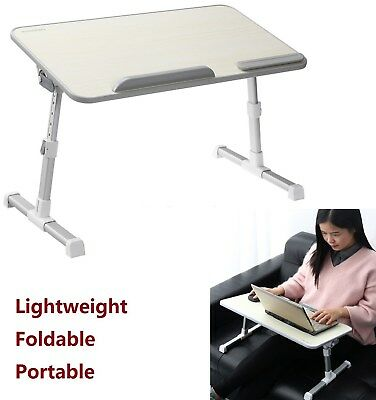WINOMO Foldable Table Laptop Tray Bed portable Home Office Desk Mate TV Dinner