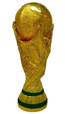 World Cup Trophy 36cm Resin Replica Soccer Winner Gift Souvenir Party