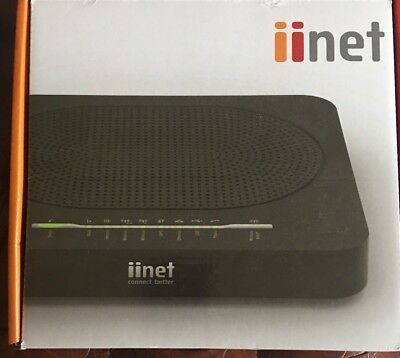 Moden Iinet New In Box
