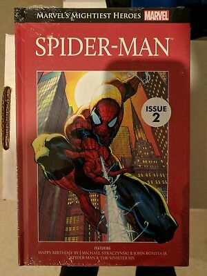 Marvel's Greatest Heroes Hardcover Vol #12: Spider-Man