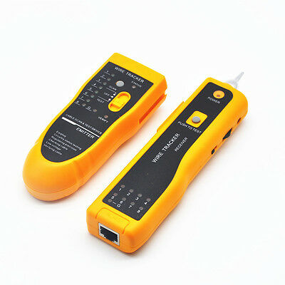 Underground Tube Wall Wire Cable Line Locator Lan Tester Tracker Detector Pop