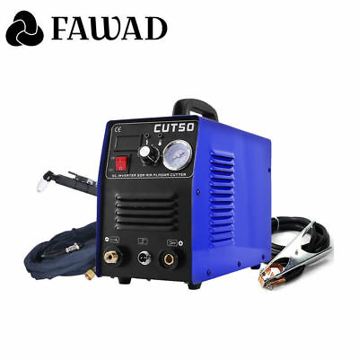 Plasma Cutter 50AMP Digital Inverter Welder Cutting ELECTRIC DISPLAY CUT50 FAWAD