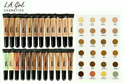 LA Girl PRO CONCEALER  HD Conceal - All 43 SHADES!! Available !! Fast !! Postage