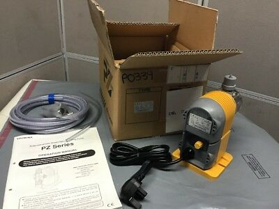 Tacmina Solenoid Driven Chemical Metering Pump ARPZ-12-CL-6