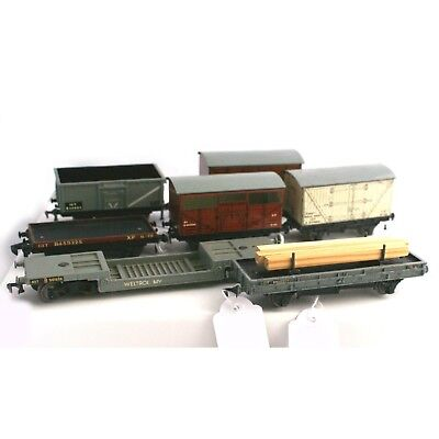 1x Hornby Dublo BR British Rail WAGON 3-rail, some are boxed, various condition