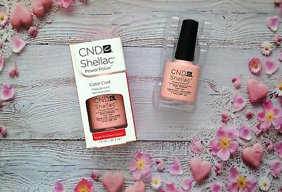 CND Shellac Nude Knickers Made in USA Top Qualität