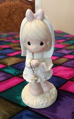 Precious Moments Figurine Communion 1989 This Day Has Been Made in Heaven 523496