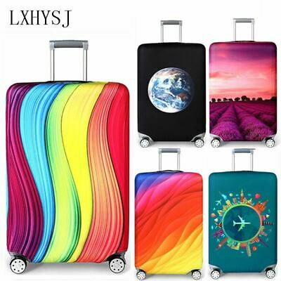 Elastic Fabric Luggage Protective Cover, Suitable 18-32 Inch , Trolley Case Suit