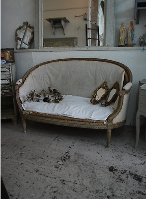 Lovely French salon sofa