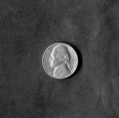 USA 1969 Five Cent Coin