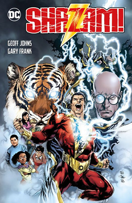 Shazam! - Deutsch - Panini - Comic -