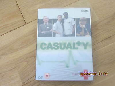 Casualty Complete Series 1 One Dvd Bbc Uk Pal Region 2 Brand New And Sealed