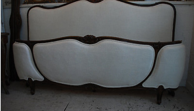 Beautiful French super king bed