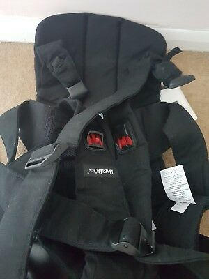 ce0dc6dd5eb Baby Bjorn Baby Carrier One - black. Excellent condition with extras box  sling