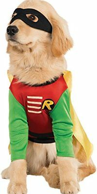 Rubies costume Teen Titans Pet costume, Robin