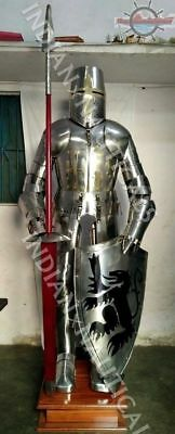 Medieval Knight Suit of Armor Medieval Combat Full Body Armour roman gladiator