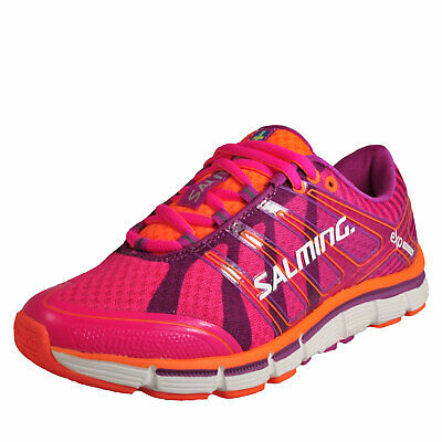dfd710b56f Salming Miles Women's Premium Performance Running Shoes Trainers Pink