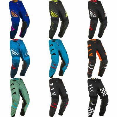 2020 Fly Racing Kinetic Pants - Offroad Dirt Bike - Youth/Adult - Pick Color