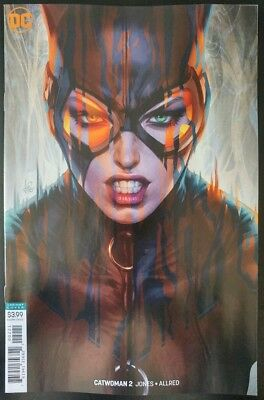 CATWOMAN #2b (2018 DC UNIVERSE Comics) ~ VF/NM Comic Book