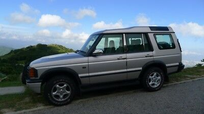 Land Rover Discovery 2 - Stainless Steel Chrome Door Pillar Covers