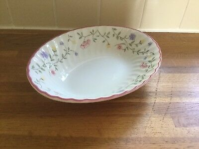 Johnson Brothers Summer Chintz Small Oval Serving Dish