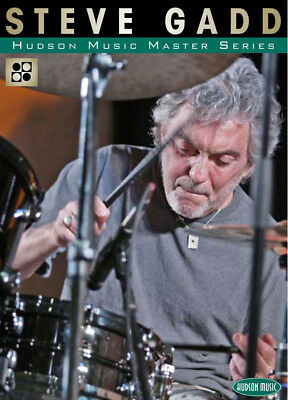 Master Classes by Master Drummers DVD with Steve Gadd
