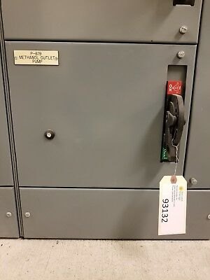 Allen-Bradley Motor Control Center Bucket, 15 Amp, Size 1, 5 HP, 3 Phase, 480V