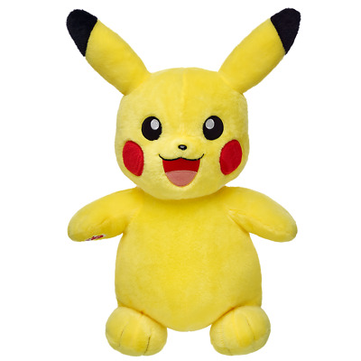 BUILD A BEAR pokemon pikachu - EUR 25,00 | PicClick DE