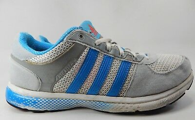 new style 29576 c19b8 Adidas Atlanta 10 Size 9.5 M (B) EU 42 Womens Running Shoes Gray Blue