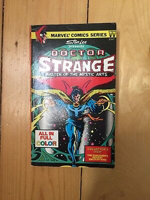 Doctor Strange Master Of The Mystic Arts Collection Book 1978
