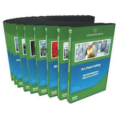 Health and Safety,28 DVD Combo CONVERGENCE TRAINING C-070