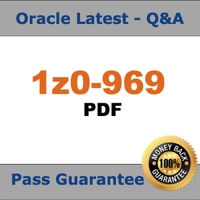 Oracle Practice Exam 1z0-969 Oracle Payroll Cloud 2017 Implementation (Q&A) PDF