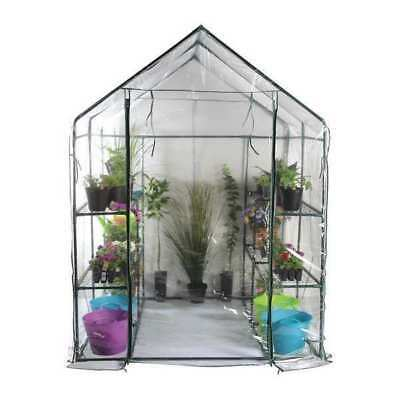 "Greenhouse,48.85""x48.8""x72.4"" BOND MANUFACTURING CO 63537"
