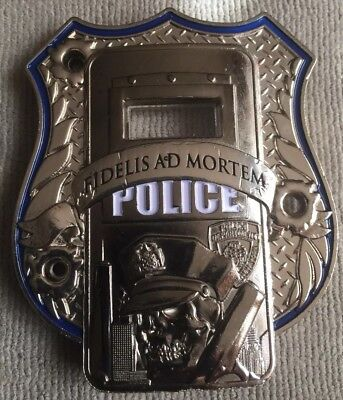 Nypd Very Unique And Rare Challenge Coin