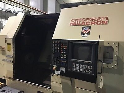 Lot of 4 Cincinnati Milacron Cinturn Series 2216c Cnc lathes Great bundle deal
